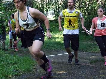 16. přespolní běh